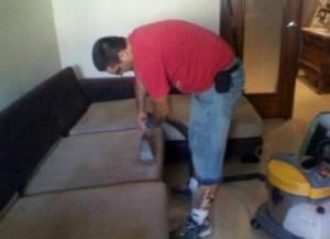 Limpieza de tapicerías Valencia - Empresa profesional