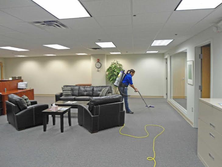 limpieza de oficinas en valencia centura