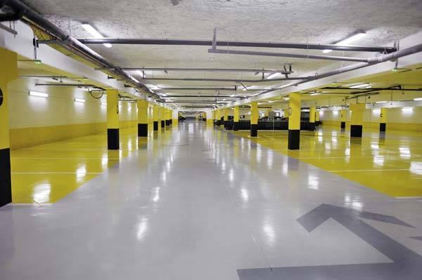 Servicios de limpieza de garajes en Valencia