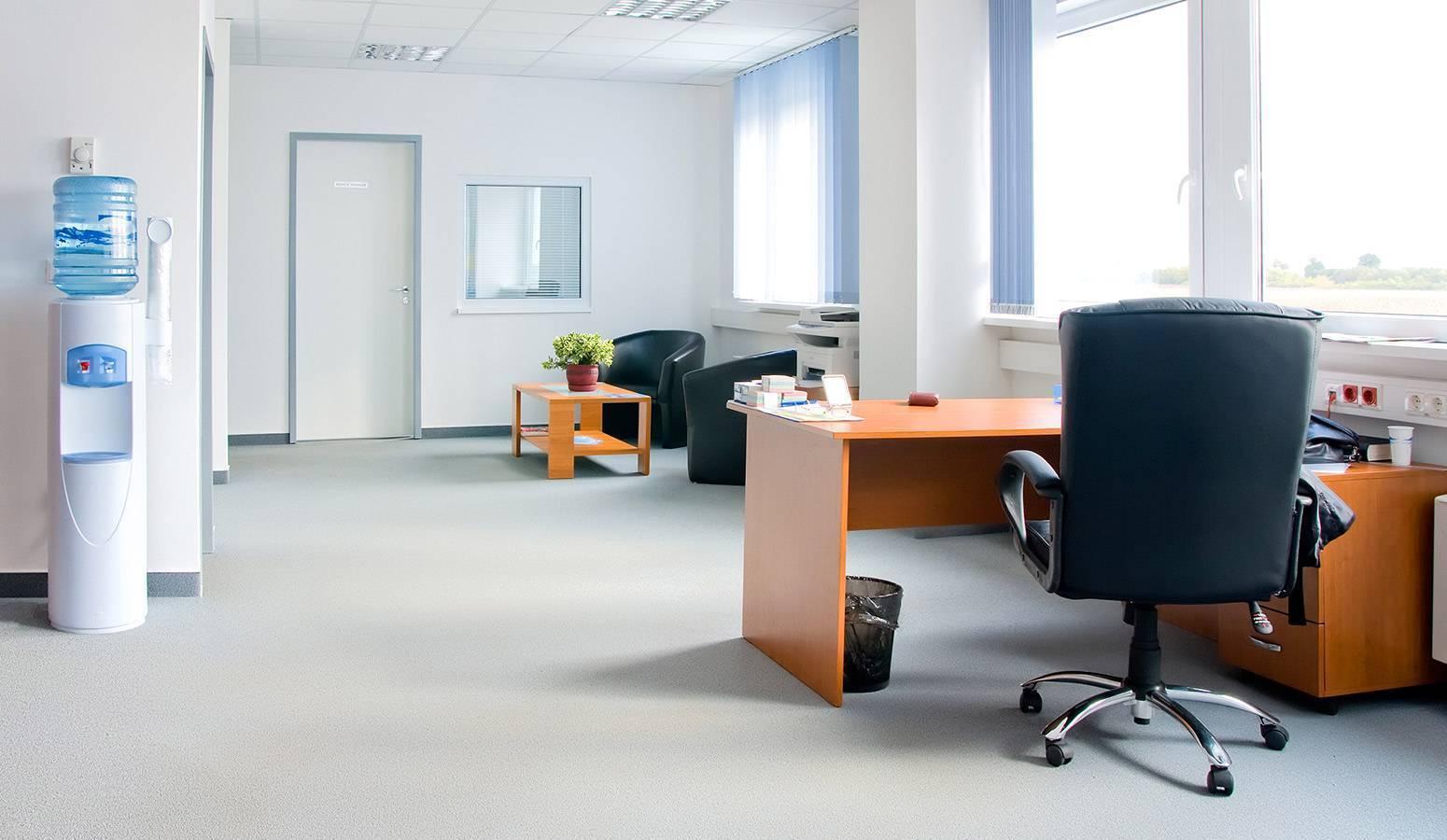 Servicios de limpieza de oficinas Valencia