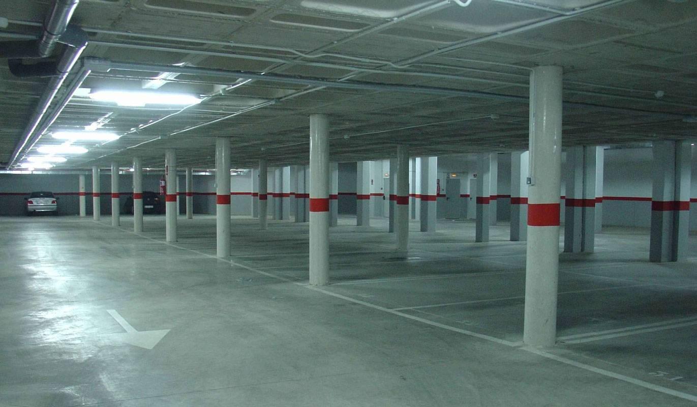 Empresa de limpieza de garajes en Valencia