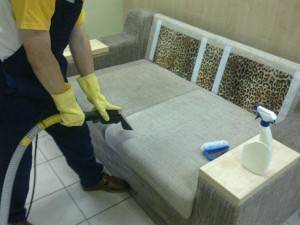Limpieza de tapicería en Valencia