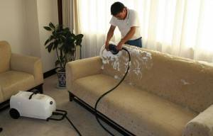 Servicios de limpieza de sofás Valencia