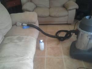 Limpieza de sofás Valencia