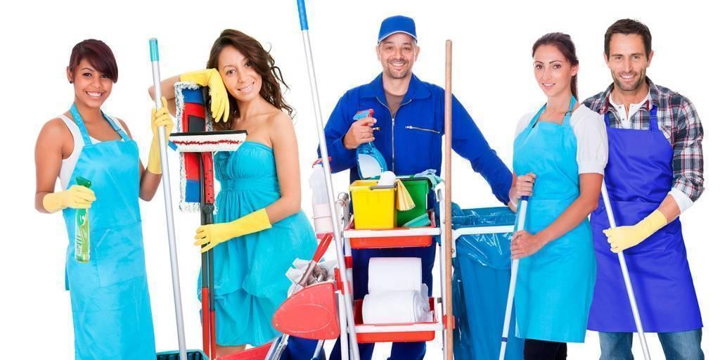 Empresa de limpieza Valencia profesional - Empleados de limpieza