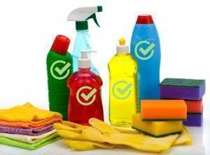 Empresa de limpieza Valencia profesional - Productos de limpieza