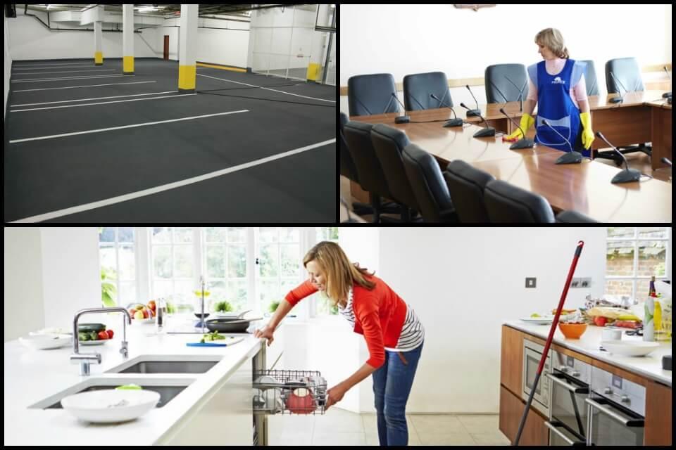 Servicios de limpieza en Valencia - Empresa profesional