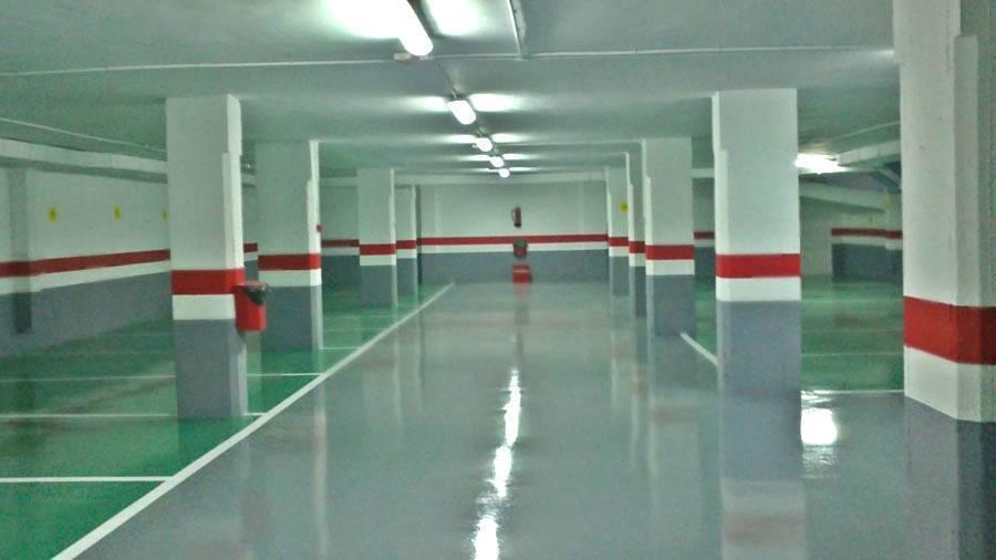 Limpieza de garajes Valencia - Limpieza profesional de garajes y parkings