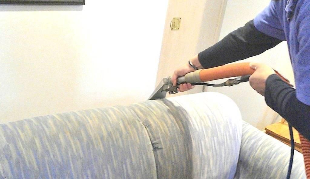 Limpieza de sofás Valencia - Servicios de limpieza de tapicerías