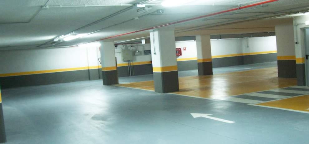 Limpieza de parkings Valencia