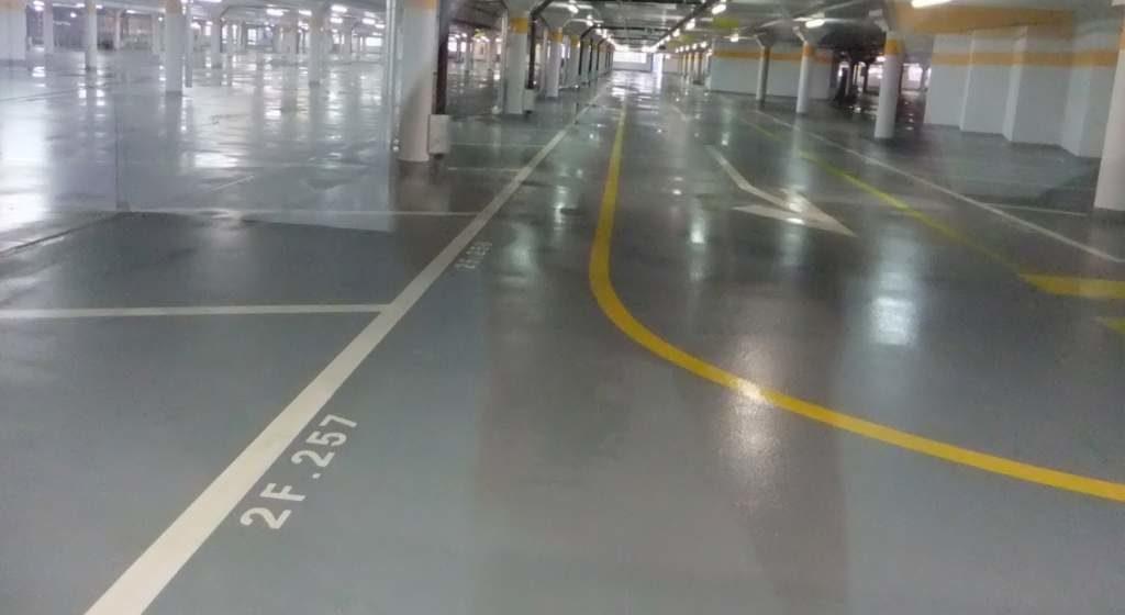 Empresa de limpieza de garajes Valencia profesional - Servicios de calidad