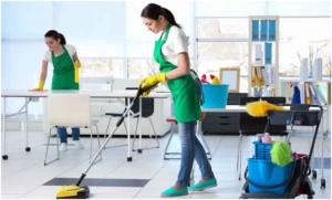 Servicios de limpieza a domicilio Valencia