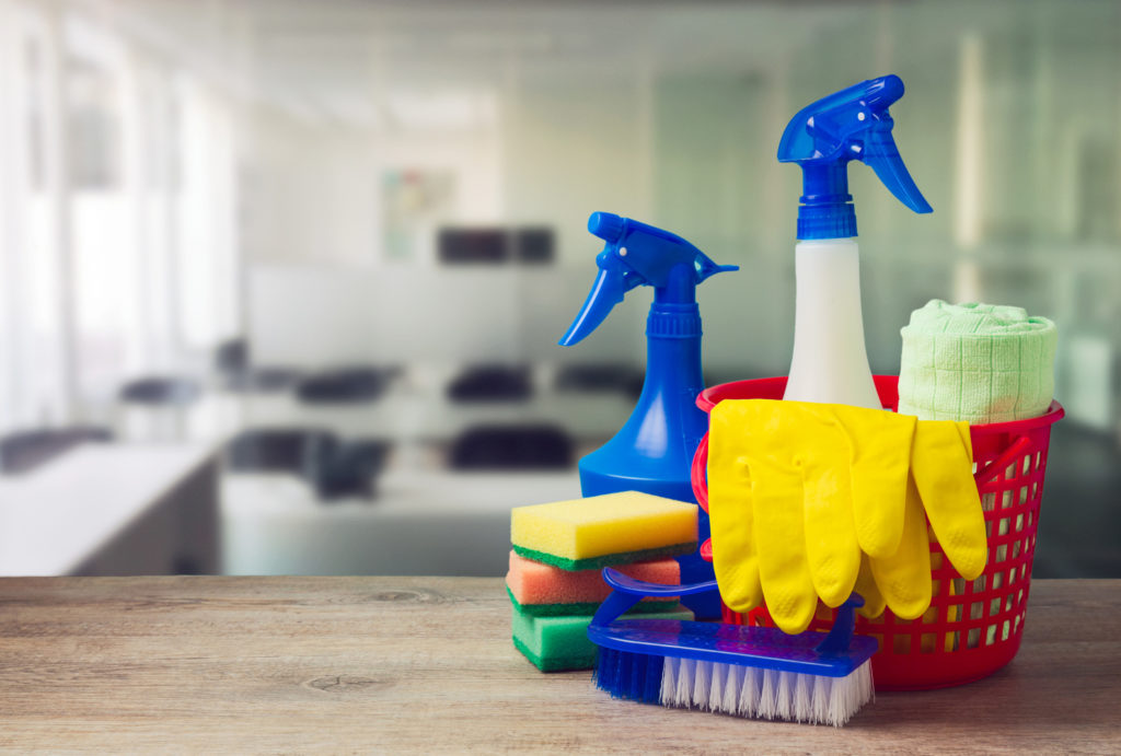 Servicios de limpieza a domicilio Valencia profesionales