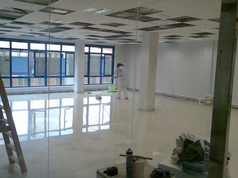Empresa de servicio de limpiezas fin de obra Valencia