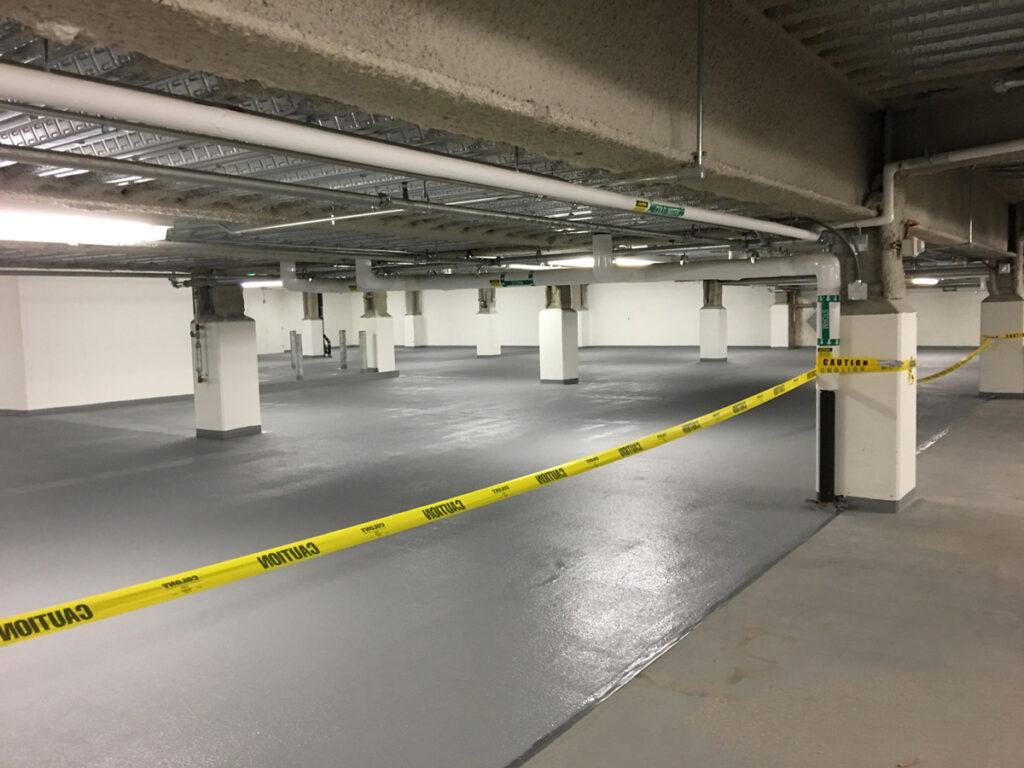 Empresa de limpieza de parkings Valencia profesional