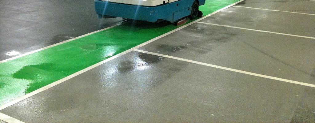 Presupuesto limpieza de garajes Valencia