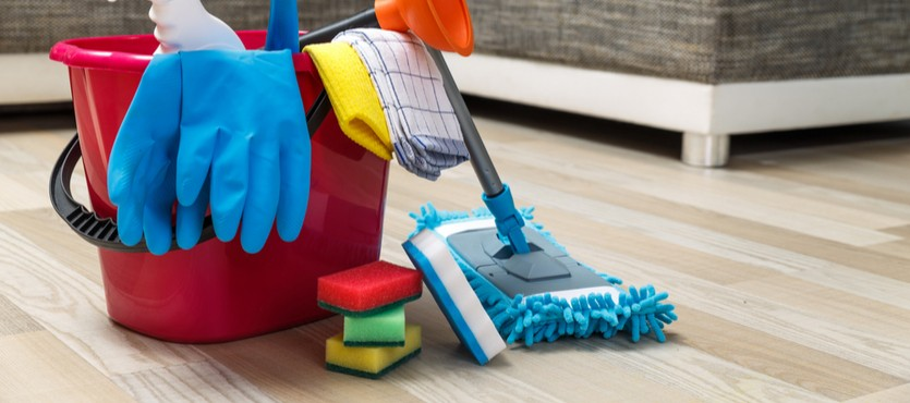 Servicios de limpieza profesionales