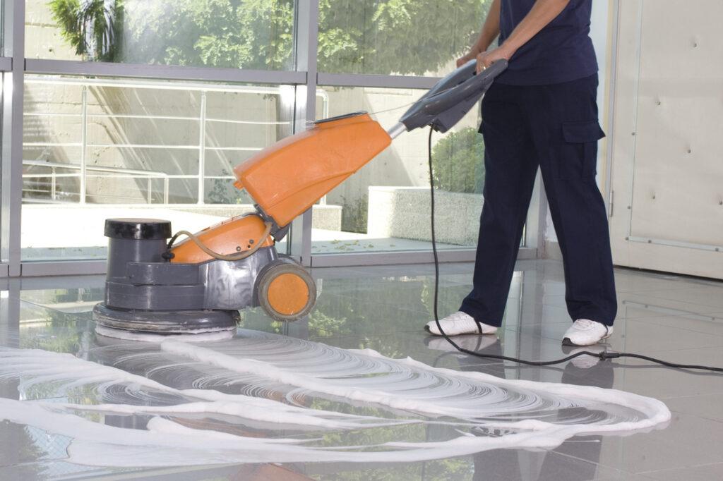 Trabajos de vitrificado de suelos Valencia