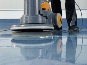 Trabajos de vitrificado de suelos Valencia profesionales