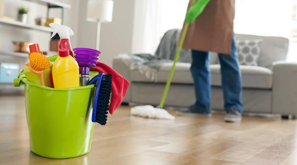 Empresa de limpiezas en general