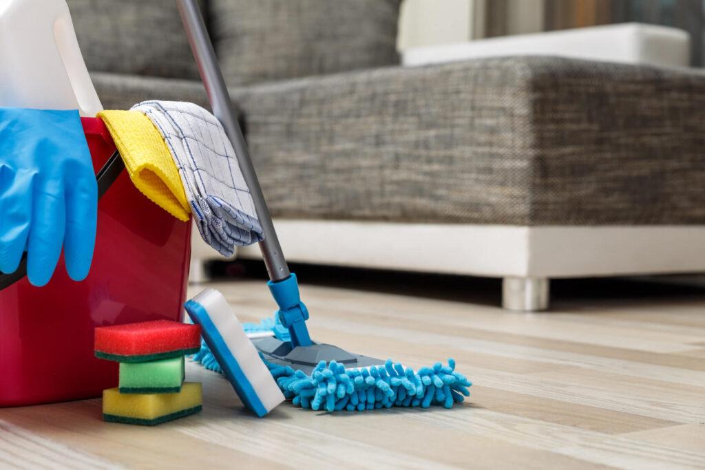 Trabajos y servicios de limpieza Valencia