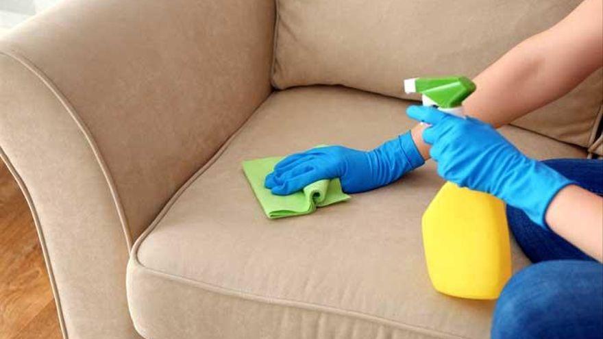 Empresa de limpieza de tapicerías