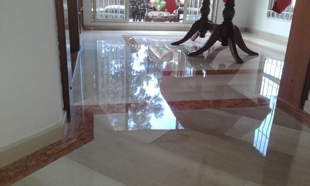 Servicio de cristalizado de suelos Valencia
